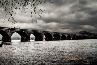 Old Stone Bridge by Yawnboyfilms