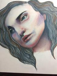 The Cotton Woman by CheskaCityLove