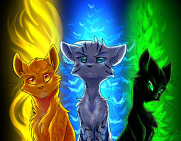 Power of Three by Nataly77