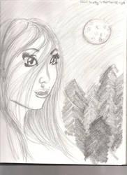 Vampire Night by darkwingsaloft