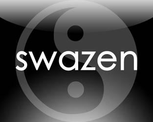deviant logo 1280x1024 by swazen