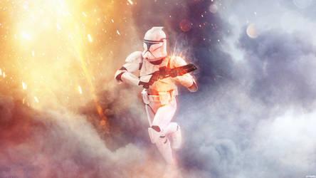 BattleFRONT 1 Phase 1 Clone Trooper by SK-STUDIOS-DESIGN