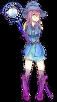Sorceress by SFrostWing