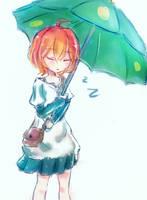 raining by SFrostWing