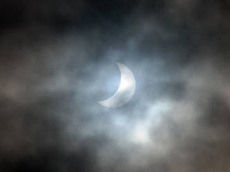 Solar Eclipse UK 2015 (2) by Scotston