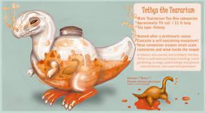 Tethys Tea by Sharkledog