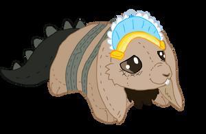 Toasty pillowpet (its a pet!) by Sharkledog
