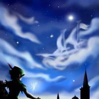 Peter Pan by PedTuron