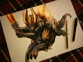 Sketch by Dimenran