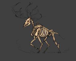 Skeleton by Dimenran