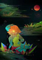 Beso de media noche by R3volver1