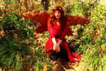 Autumn Fairy VI by SomniumDantis