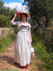 Catherine Earnshaw XIX by SomniumDantis