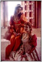 The Borgia ladies. by SomniumDantis
