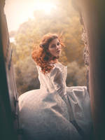 Princess in a tower by SomniumDantis