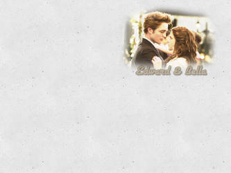Edward and Bella by lucky-silentgirl