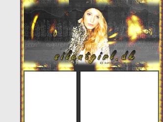 Design silentgirl by lucky-silentgirl