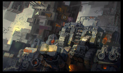 Dangmylinh Steam City by DangMyLinh