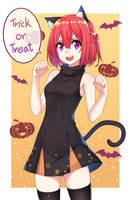 halloween 2018 by Helther