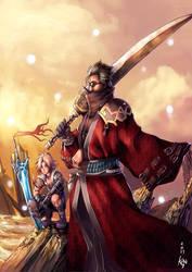 Master and pupil by khanshin