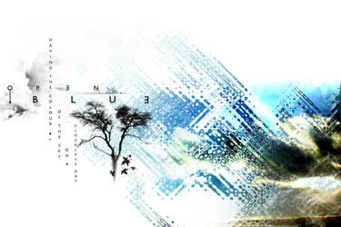 Open Blue by multimediamogul
