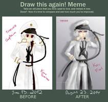 Meme   Draw this again! by SpanishPandaHero