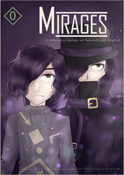 MIRAGES | C-0 Cover - Portada by SpanishPandaHero
