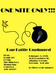 Rap Battle Unplugged by I-Am-Dream
