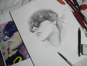 #ARTISSMART - Gee's Twitter Pic comp by CantonHeroine