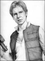 Han Solo by CantonHeroine
