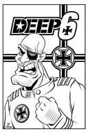 Iron Admiral by FrankRapoza
