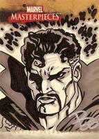 MM2 : Doctor Strange by FrankRapoza