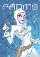 Clone Wars: Padme Amidala by FrankRapoza