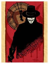 Collaboration : Vendetta by FrankRapoza