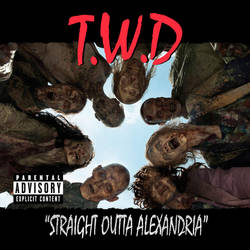 The Walking Dead: NWA Parody by FrankRapoza