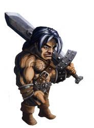 mem barbarian by kardiyak