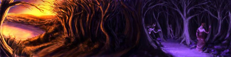 Forest Gulp by kardiyak