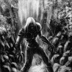 elder knight by kardiyak