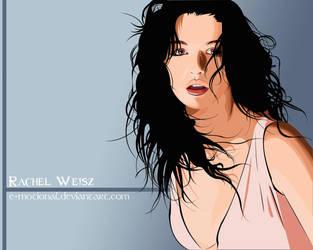 Rachel Weisz by E-motional
