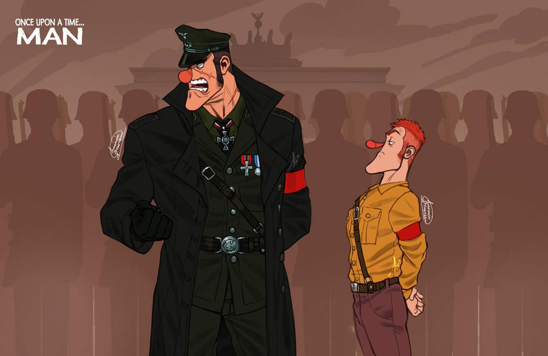 L'Homme_The Dictators by ariel025