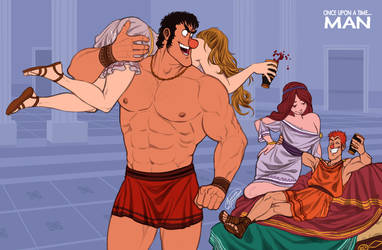 L'Homme_The Warriors by ariel025