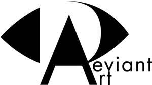 Deviant Art Logo by Mystfren