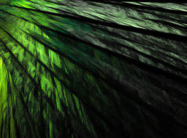 Rainforest Rays by Mystfren
