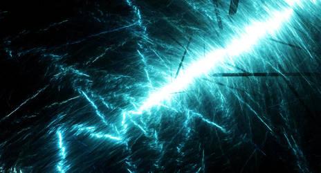 Lightning by Mystfren