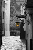 Street Cologne by NilsHuber