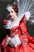 Evil Queen - Mirror Mirror by NatIvy