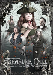 Treasure Call The Four Sisterhood by KomyFly