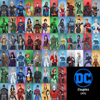 DC Couples (Alt.) by MS225