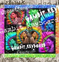 Gambit Keyboard by Hatsepsuta