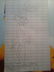 Bugs Bunny by tianacleo